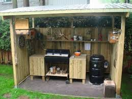 6x3 Shed Bq by Instead Of Destroying Their Old Shed They Made It Something