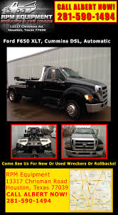 RPM Equipment Houston Texas, Used Tow Trucks And Wreckers For Sale ... Tow Truck Insurance Atlanta Pathway V1 Towing Houstonflatbed Lockout Fast Cheap Reliable Professional 18 Wheeler Auto Care Jam Roadside Assistance Dallas Tx Houston Euless 24 Hrs We Price Match Marketing More Cash Calls Company Cheap Service In Cleveland Ohio Texas Ev Grieve This Is What A Tow Truck On East Looked Like Harris County Driver Prevails In Claim Against Negligent Pd Of Home Services United