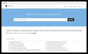 Best Help Desk Software by Online Help Desk Software Self Service Knowledge Base