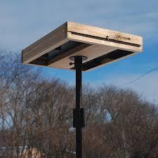 Shop WoodLink Cedar Platform Bird Feeder at Lowes