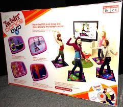 Twister DVD Dance Game
