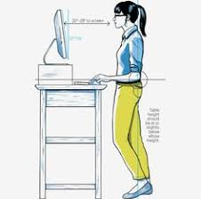 corner standing desks corner diy stand up desk the stand up desk