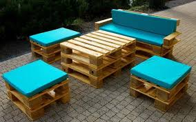 Pallet Wood Outdoor Furniture Plans