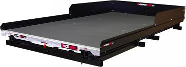 Slide Out Truck Bed Tray 1500 Lb Capacity 100% Extension 36 Bearings ...