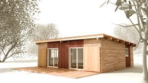 autoconstruction en bois montage de maison t3 rdc kit