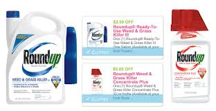 Head Over Here To Print Two New Rare Roundup Weed Grass Killer Manufacturer Coupon You Can Save 250 Off One Ready Use