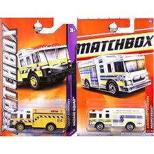 100 Texas Truck And Toys Amazoncom Matchbox Hazard Squad Fire Engine Hazmat Yellow