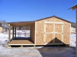 12x20 Storage Shed Material List by Storage Sheds Garages Prices Northern Storage Sheds Fort