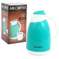 Mr Coffee Makers Walmart Carafe Cafe Latte Maker