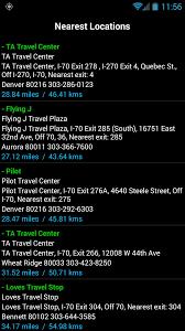 100 Nearest Ta Truck Stop Big S