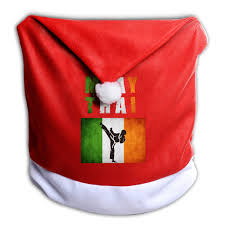 Amazon.com: Muay Thai Ireland Santa Clause Red Hat Chair ... Amazoncom 6 Pcs Santa Claus Chair Cover Christmas Dinner Argstar Wine Red Spandex Slipcover Fniture Protector Your Covers Stretch 8 Ft Rectangular Table 96 Length X 30 Width Height Fitted Tablecloth For Standard Banquet And House 20 Hat Set Everdragon Back Slipcovers Decoration Pcs Ding Room Holiday Decorations Obstal 10 Pcs Living Universal Wedding Party Yellow Xxxl Size Bean Bag Only Without Deisy Dee Low Short Bar Stool C114 Red With Green Trim Momentum Lovewe 6pcs Nordmiex Spendex 4 Pack Removable Wrinkle Stain Resistant Cushion Of Clause Kitchen Cap Sets Xmas Dning