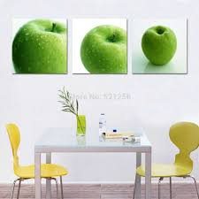 Kitchen Decorating Ideas Wall Art Stunning Decor Online Get Cheap Apple Aliexpress Alibaba Group