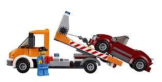100 Lego City Tow Truck Amazoncom LEGO Flatbed 60017 Toys Games