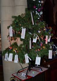 Kathryn Timmons Kindly Decorated A Christmas Tree On Behalf Of The Catholic Community In Barrow As Part Annual Festival Held Holy