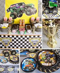 Monster Truck Decoration Ideas   Monster Truck Party Ideas ... Monster Truck Party Archives Diy Home Decor And Crafts Monster Goody Bags10monster Truck Bagsparty Bagsmonster Invitation Fabulous Jam Party Evan Laurens Cool Blog 21713 Pit Show Jam Dirtfest Thoughts For The Kids Pinterest Grave Digger Birthday Invitations Mickey Mouse On Monster Truck Backdrop Alphabet Lookie Loo Ideas At In A Box Sign Krown