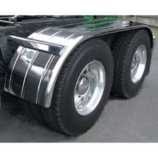 100 Truck Town Ga 108 Fully Ribbed Full Fender With Rolled Edge 27 54 27 16