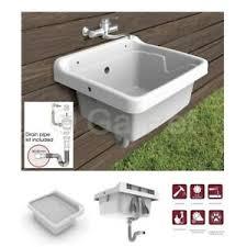 waschbecken kunststoff in bad küchen spülen günstig