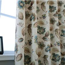 Geometric Pattern Grommet Curtains by Production Gallery Pattern Grommet Curtains Decoration Vivid Tree