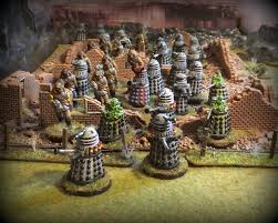 Dr Who Dalek Christmas Tree by Somewhere The Tea U0027s Getting Cold Dawn Of The Daleks