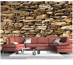 kundenspezifische retro tapeten stein textur 3d fototapeten für die wohnzimmer schlafzimmer restaurant hintergrund wand papel de parede