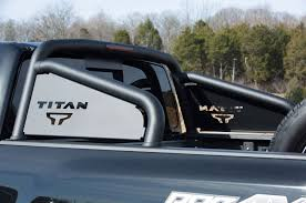 100 Truck Bed Bars Nissan Showcases Accessories For New Titan XD At Chicago
