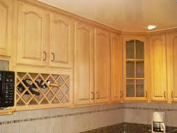 Kitchen Design Natural Maple Cabinets Elegant Black Granite Countertops Consist Of Cute Which