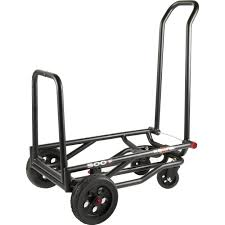 100 Hand Truck Vs Dolly KRANE AMG500 Convertible Platform Cart AMG500 BH