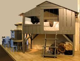 cabane dans la chambre un lit cabane dans la chambre de votre enfant le de valérie