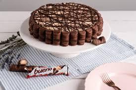bueno torte ohne backen eistorte sallys