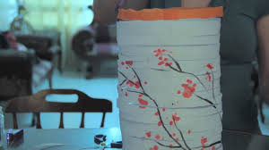 How To Make A Japanese Paper Lantern With Pictures