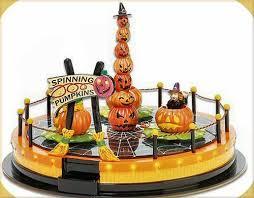 Dept 56 Halloween Village by Halloween Village