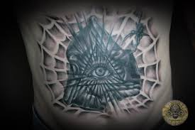 Cover Up Eye Pyramid Hands Pro By 2Face Tattoo
