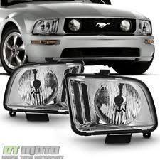 headlights for 2006 ford mustang ebay