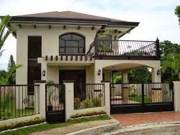 Simple Design Of House Balcony Ideas by Gorgeous Two Storey House Plans With Balcony House Plan Designs In