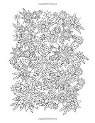 Flower Designs Coloring Book An Adult For Stress Relief Relaxation Meditation And Creativity Volume 1 Jenean Morrison 97806159