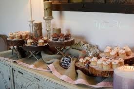 DIY Rustic Cupcake Stand