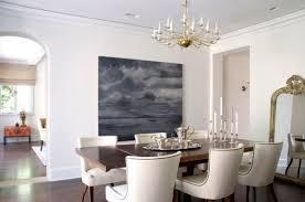 Interiors Dining Room Art