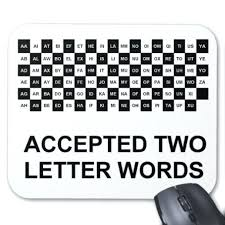 2 Letter Words Ending In Zed