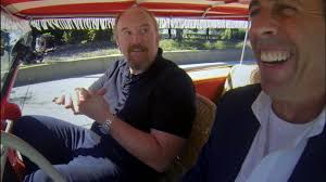 Netflix Just Added The Louis CK Episode Of Comedians In Cars Getting Coffee After Initially Omitting It