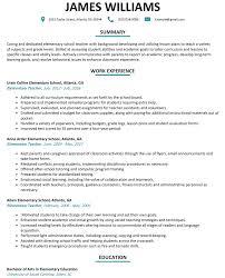 Cover Letter Elementary Teacher Resume Sample ResumeLift Teacher