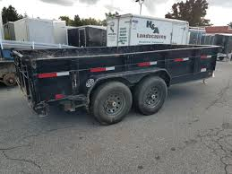 100 Pa Truck Center Used 7X14 Diamond C 24LPD Trailers For Sale AJs Trailer