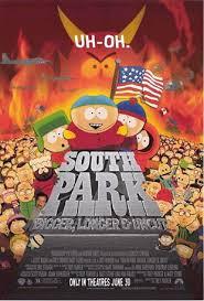 South Park Bigger Longer Uncut Western Animation