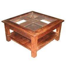 Seasoned Wood Made Coffee Table In Prithviraj Road Cs