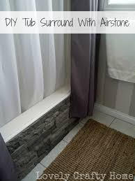 Tiling A Bathtub Surround by Update Your Boring Builder Bathtub With Airstone