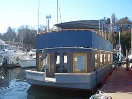 100 Lake Union Houseboat For Sale Bargain Seattle S Affordable Living