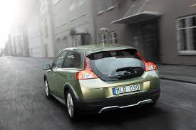 The new Volvo C30 S40 and V50 1 6D DRIVe with CO2 emissions of