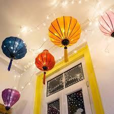 beleuchtung im wohnzimmer binebraendle lichterkette