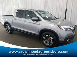 100 Trucks For Sale Greensboro Nc New 2019 Honda Ridgeline RTLT AWD In NC