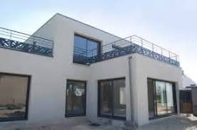 escalier interieur de villa 3 garde corps 224 beaumont hague 50