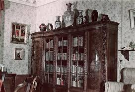 bücherschrank im wohnzimmer um 1940 fotocommunity